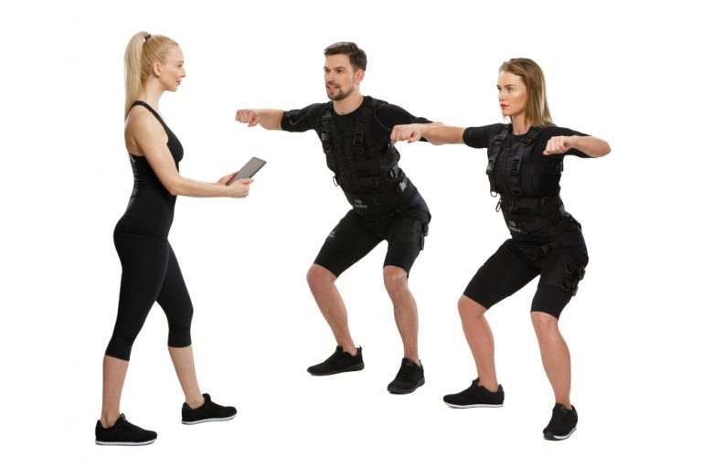 Trening EMS w parach
